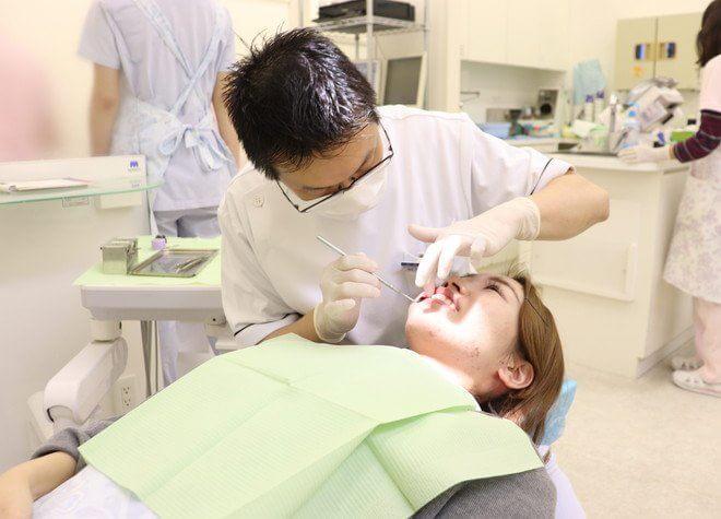 進行に合わせて治療を行う!歯周病治療