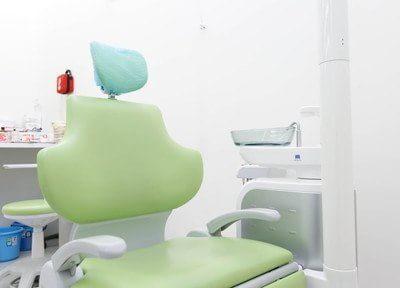 苅藻駅 出口徒歩 4分 医療法人社団 海羽会 かもめ歯科の治療台写真4