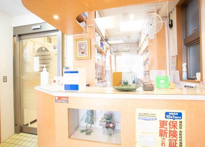 上石神井駅 徒歩 1分 れいデンタルクリニックの院内写真4