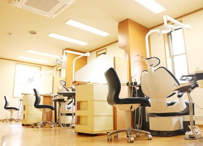 播磨新宮駅 出口車19分 大橋歯科医院の治療台写真2