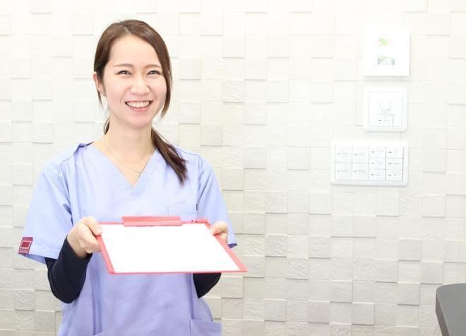 加茂宮駅 出口徒歩 2分 さいたま市北区 クオーレ歯科・矯正歯科クリニックのスタッフ写真4