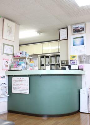 石仏駅 出口車 5分 しもさと歯科医院の院内写真3