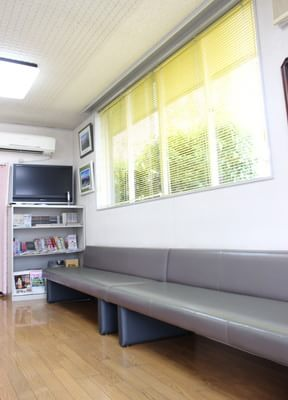 石仏駅 出口車 5分 しもさと歯科医院の院内写真4