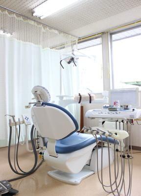 石仏駅 出口車 5分 しもさと歯科医院の院内写真5