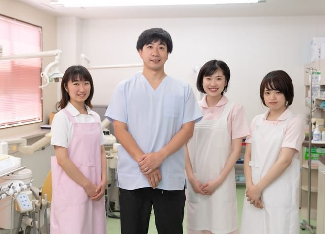 京成稲毛駅 出口徒歩 1分 あすか歯科クリニックの写真1