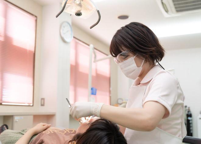 京成稲毛駅 出口徒歩 1分 あすか歯科クリニックのスタッフ写真6