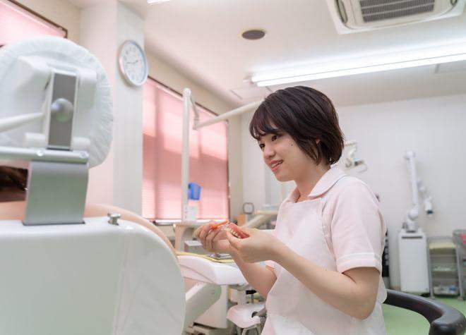 京成稲毛駅 出口徒歩 1分 あすか歯科クリニックのスタッフ写真7