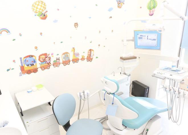 新白河駅東口 徒歩15分 医療法人社団 健清会 しらかわファミリー歯科の治療台写真3