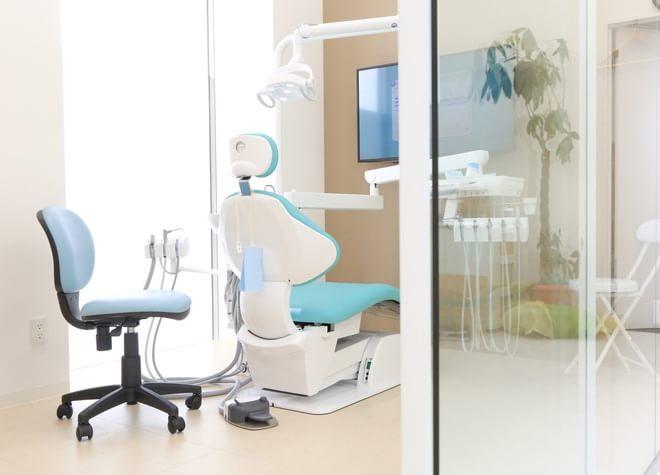 新白河駅東口 徒歩15分 医療法人社団 健清会 しらかわファミリー歯科の治療台写真2