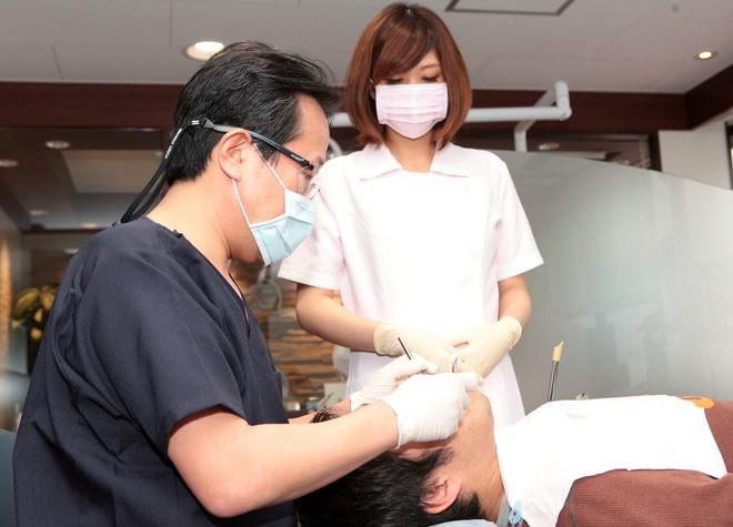 江坂駅 8番出口徒歩 1分 やまぐち歯科クリニックのスタッフ写真2