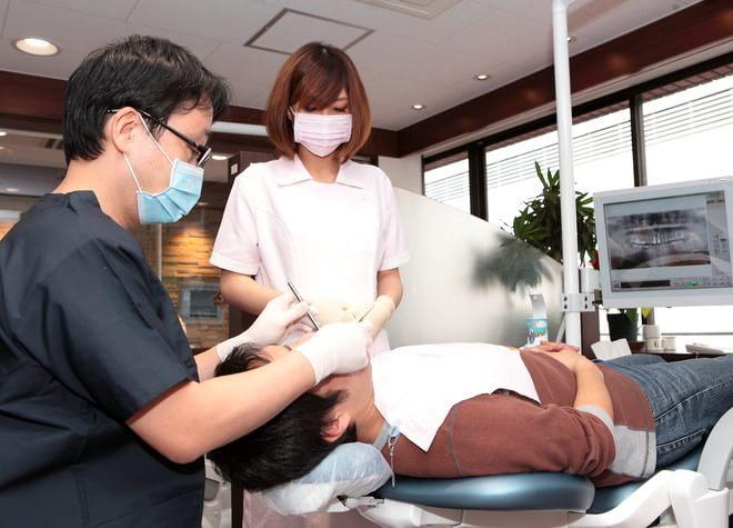 江坂駅 8番出口徒歩 1分 やまぐち歯科クリニックのスタッフ写真3