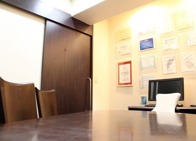 赤羽駅 東口徒歩 5分 クレア歯科矯正歯科の院内写真6