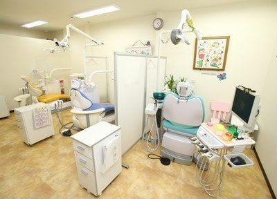 篠崎駅 出口徒歩 1分 きみ歯科クリニックの院内写真3