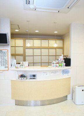 篠崎駅 出口徒歩 1分 きみ歯科クリニックの院内写真4