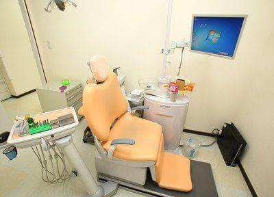 篠崎駅 出口徒歩 1分 きみ歯科クリニックの院内写真2