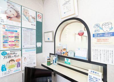 草加駅 出口徒歩 8分 二階堂歯科医院の院内写真7