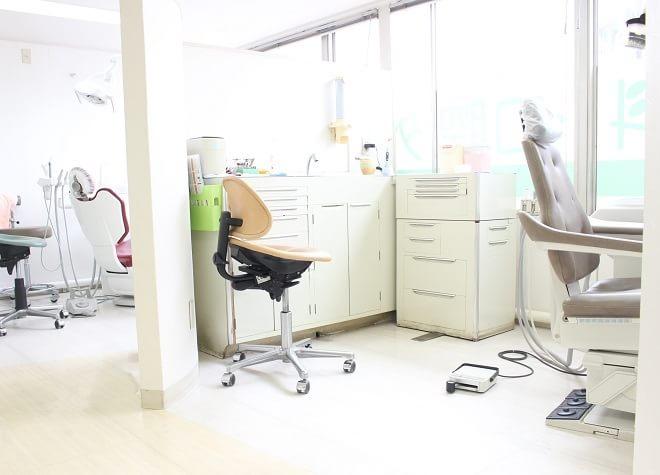 大通駅 35番出口徒歩 1分 大通りルル歯科・口腔外科クリニックの治療台写真7