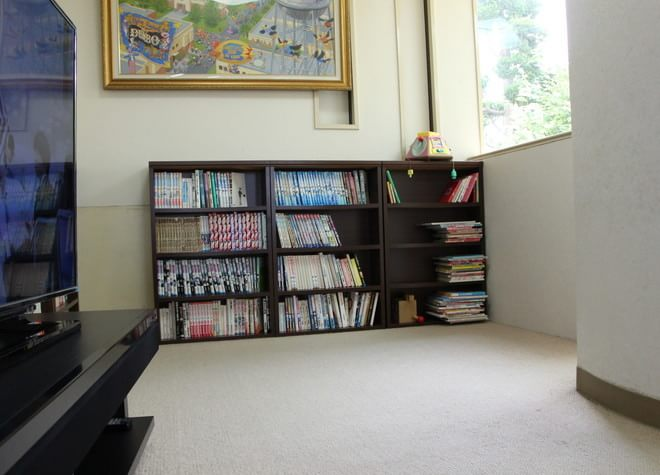 鴨島駅 出口徒歩10分 井上歯科医院の院内写真4