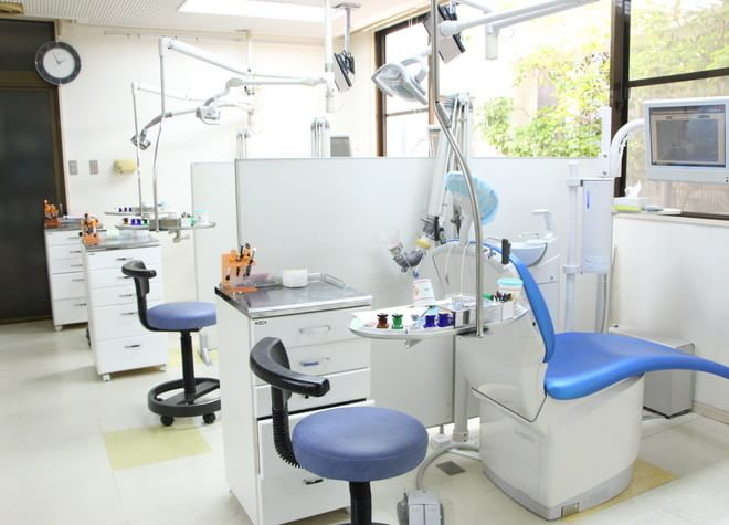 鴨島駅 出口徒歩10分 井上歯科医院の院内写真6