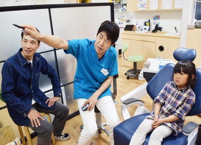 六甲道駅 北口徒歩 1分 延藤歯科クリニックのスタッフ写真3