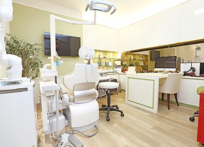 西川口駅 出口徒歩 5分 医療法人社団NSDのぶスマイル歯科の治療台写真2
