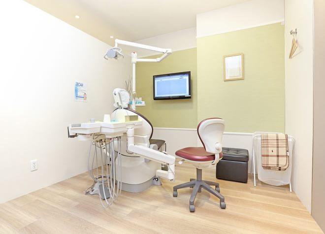 西川口駅 出口徒歩 5分 医療法人社団NSDのぶスマイル歯科の治療台写真3