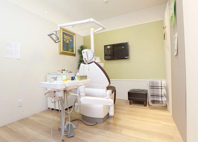 西川口駅 出口徒歩 5分 医療法人社団NSDのぶスマイル歯科の治療台写真4