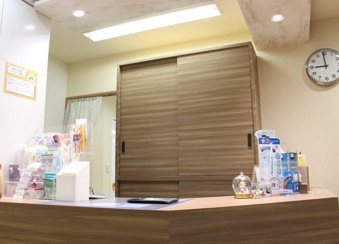 千葉寺駅 出口徒歩 1分 あおばの森ファミリー歯科の院内写真2