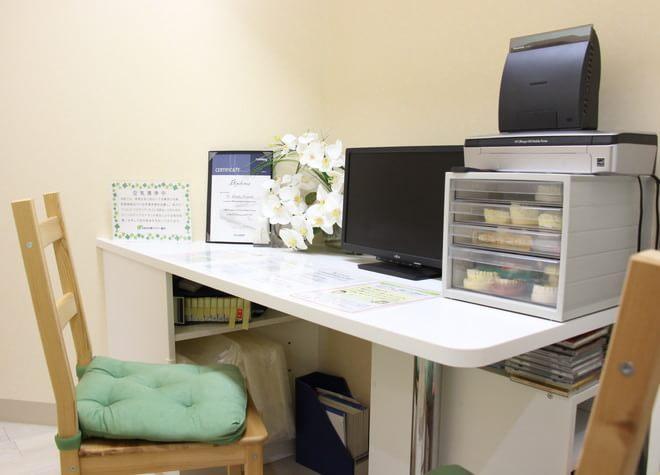 千葉寺駅 出口徒歩 1分 あおばの森ファミリー歯科の院内写真3