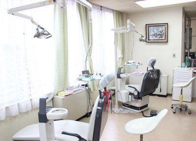 上尾駅 車12分 新井歯科医院の院内写真3