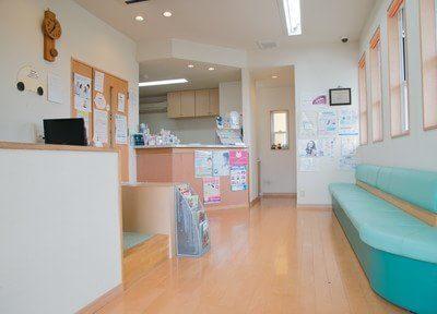 丸亀駅 出口車8分 いまい歯科クリニックの院内写真1
