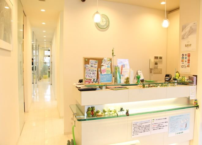 都立大学駅 出口徒歩 3分 田村歯科医院の院内写真3