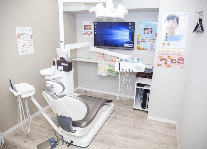 九品寺交差点駅 出口徒歩 9分 フォーユー歯科クリニックの治療台写真5
