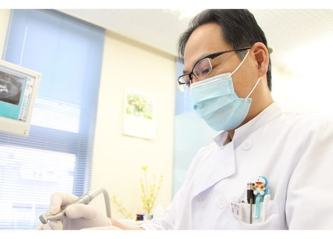 京成臼井駅 南口徒歩4分 篠沢歯科医院写真2