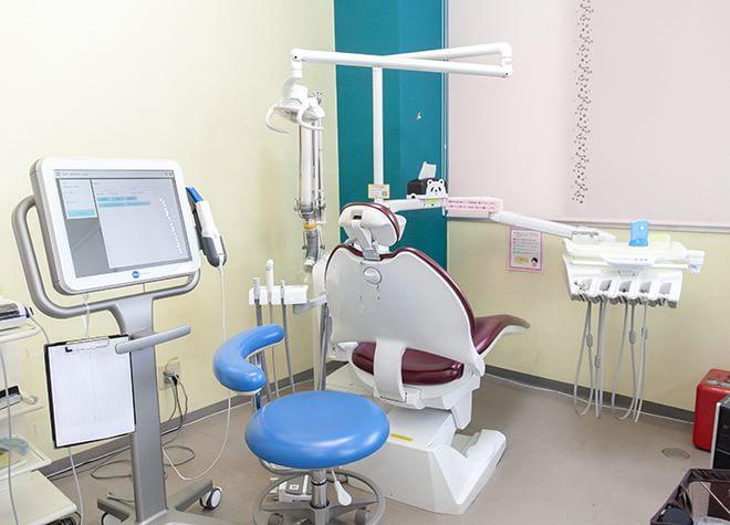 南熊本駅 出口徒歩 5分 やまさき歯科・矯正歯科の治療台写真5