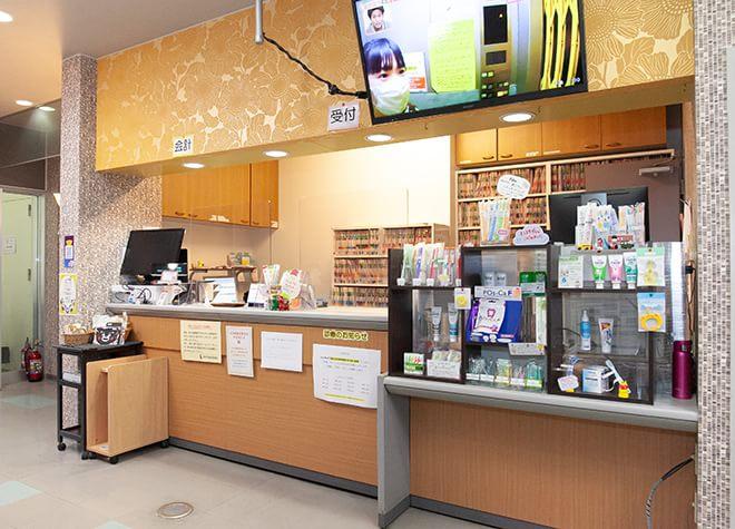 南熊本駅 徒歩5分 やまさき歯科・矯正歯科の院内写真6
