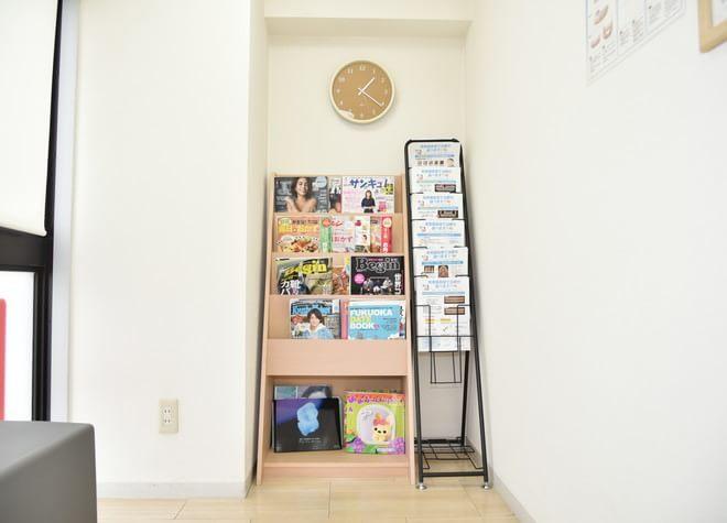 周船寺駅 出口徒歩 1分 (医)happy ステーション歯科クリニックの院内写真5