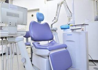 新潟駅 万代口徒歩10分 坂井歯科医院の治療台写真1