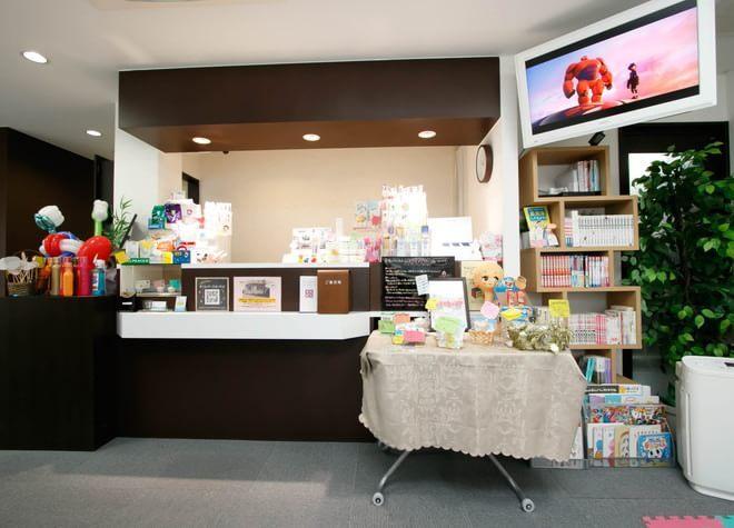 箕面駅 出口徒歩 5分 しずくいし歯科医院の院内写真4