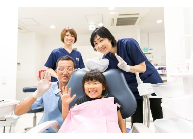 玉川学園前駅 出入口1徒歩1分 あらい歯科クリニックのスタッフ写真3