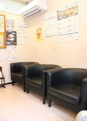 門前仲町駅 徒歩4分 原澤歯科の院内写真3