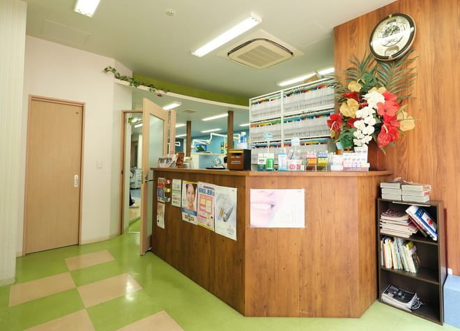 西台駅 東口徒歩1分 西台仁愛歯科クリニック写真5
