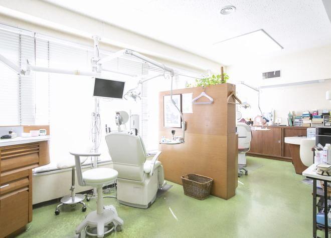 北浜駅(大阪府) 6番出口徒歩 6分 医療法人 林歯科医院の治療台写真3