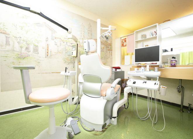 北浜駅(大阪府) 6番出口徒歩 6分 医療法人 林歯科医院の治療台写真4