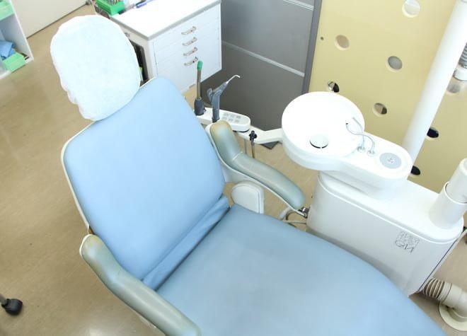 高津駅(神奈川県) 東口徒歩 4分 山崎歯科の治療台写真2