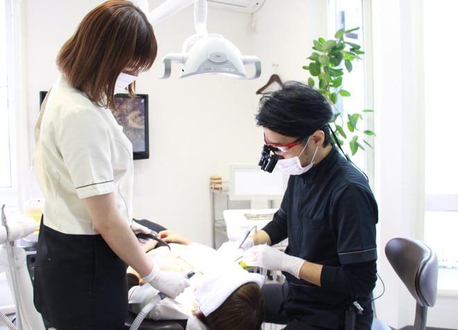 とみせ歯科室の画像