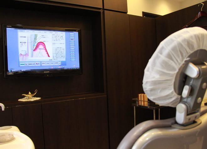 北柏駅 北口バス 10分 とみせ歯科室の治療台写真3