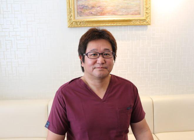 加茂歯科医院の院長先生