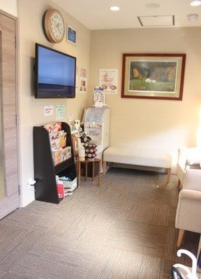 弁天町駅 6番出口徒歩6分 土橋歯科医院の院内写真3