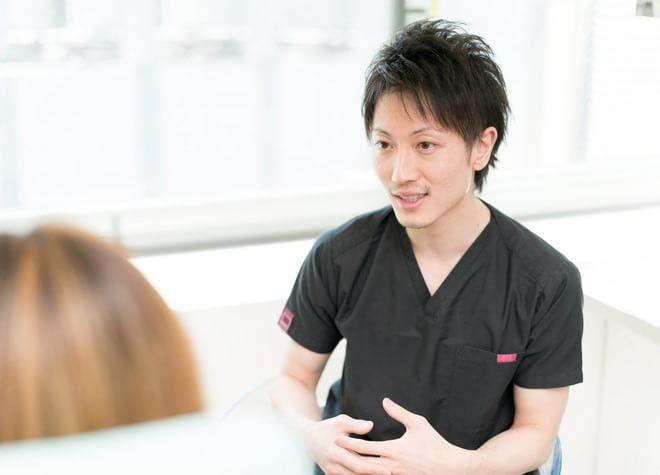 名古屋駅 出口徒歩 3分 名駅アール歯科・矯正歯科のスタッフ写真4